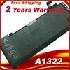 Batterie HSW A1322 pour APPLE MacBook Pro de 13 pouces unibody A1278 MC700 MC374 livraison semi-rapide
