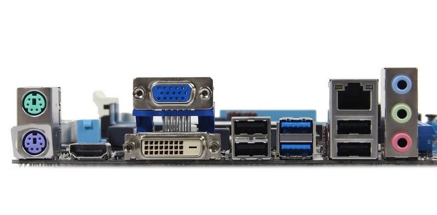 ASUS P8B75-M desktop motherboard for intel  LGA 1155 DDR3 boards USB2.0 USB3.0 B75 used mainboard PC