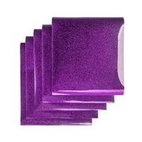 htv vinyl 1012 inch heat transfer vinyls 5 sheets easy to cut glitter films diy t shirts hip hop pattern at party home decor