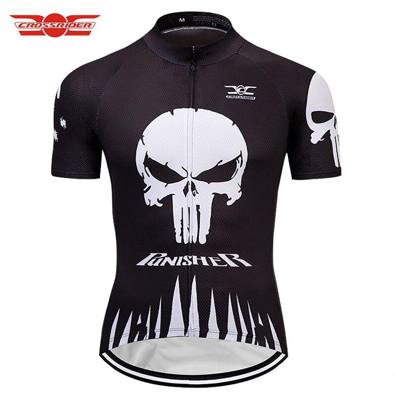 Camisetas De Ciclismo para Hombre, Ropa para bicicleta De montaña, Maillot corto,...