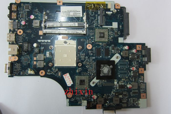Yourui لشركة أيسر 5552 5552G اللوحة الأم للكمبيوتر المحمول NEW75 LA-5911P MBNA802001 HD 5650M/512MB DDR3 اللوحة الرئيسية 100% اختبارها