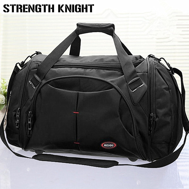 New Arrivel Men Travel Bags Large Capacity Women Luggage Travel Duffle Bags Nylon Traveling Hike Waterproof Bags Bolso weiju new casual travel bags men large capacity handbag luggage travel duffle bag nylon shoulder bag simple traveling bags