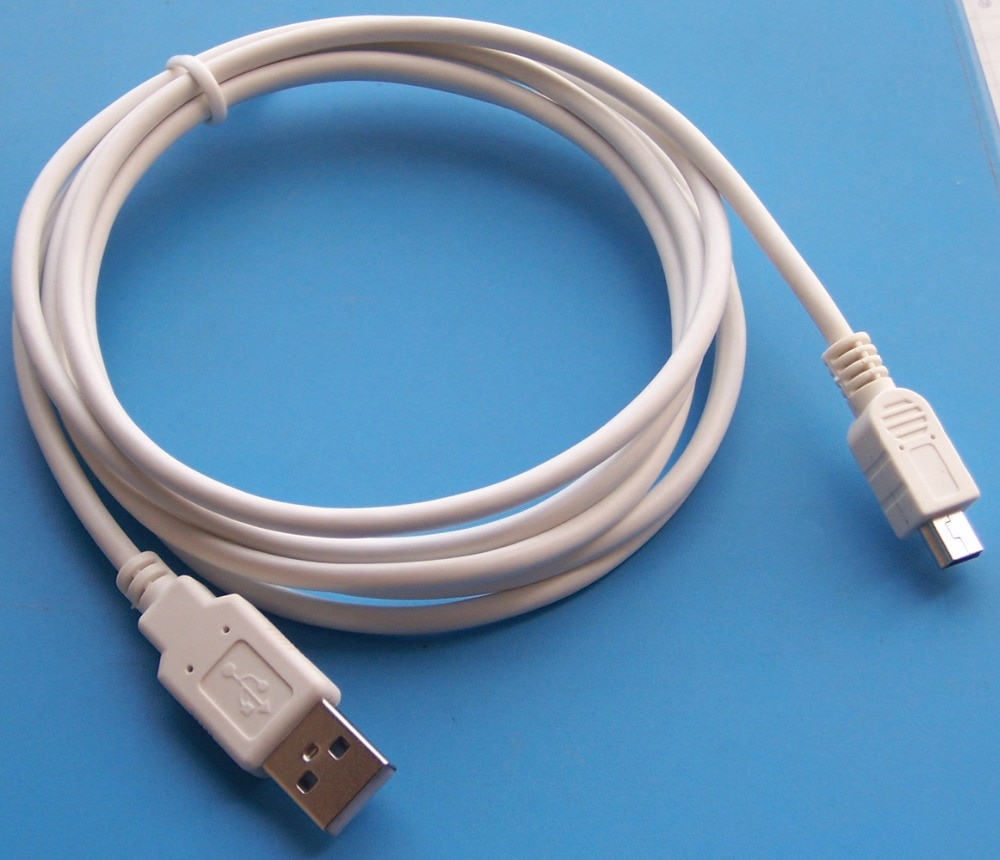 Cable adaptador usb 2,0 a macho a mini usb b macho, para...