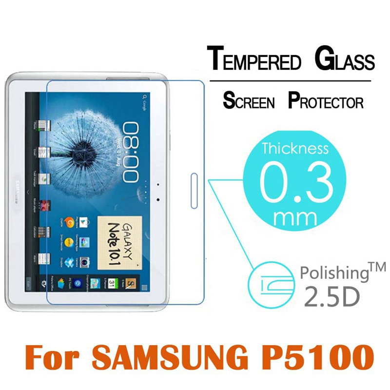 9h 2 5d tempered glass for samsung galaxy tab 3 t310 t311 8 screen protect clear cover for sm t310 sm t311 protector film 0 3mm Tempered Glass for Samsung Galaxy Tab 2 10.1 P5100 P5110 P5113 Tab2 10.1 Screen Protector Film 9H Clear Screen Protect Cover