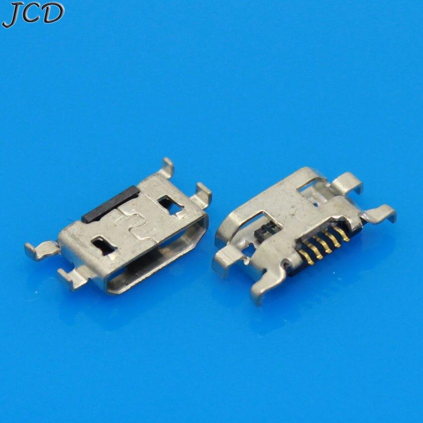 JCD 10 teile/los Micro USB Buchse Jack Lade Port-anschluss für Nokia Lumia 1320 625 für Sony