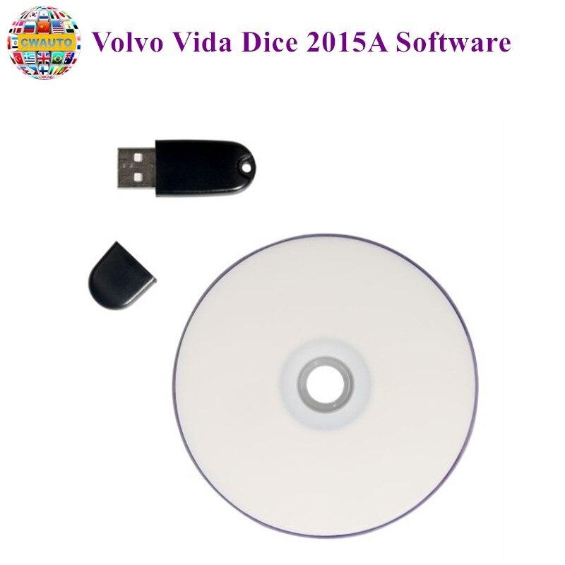 Vida Dice Software 2015A com Chave USB Não Há Necessidade de Ativação