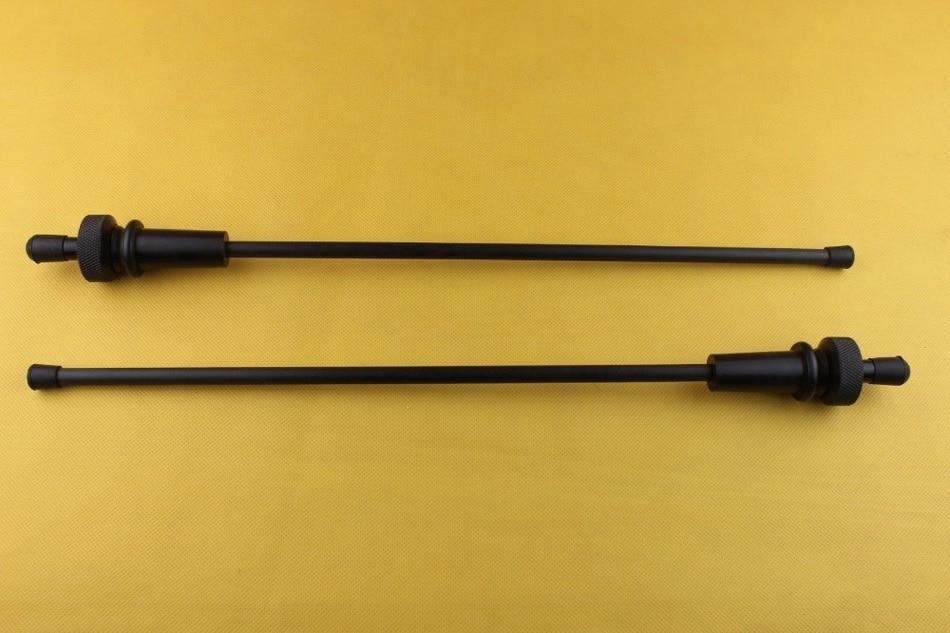 2 piezas de alta calidad, nueva fibra de carbono Cello End Pin Endpin 4/4, accesorios de Cello