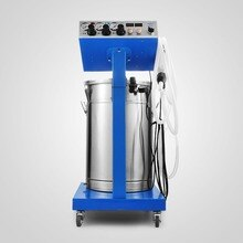 FREE shipping Electrostatic Powder Coating Machine Spraying Gun Paint System Powder Coating Equipment 50w