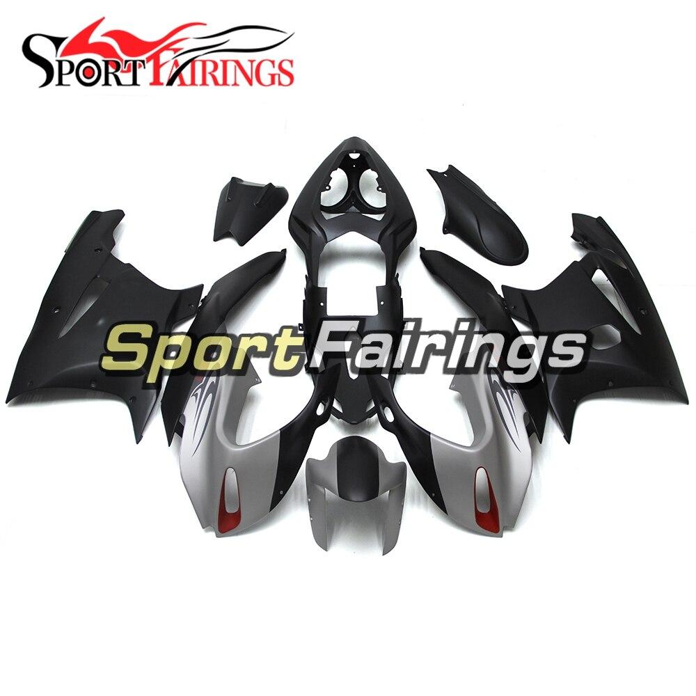 Fairings ل بينيلى Tre 1130 تورنادو 2008 2009 2010 2011 08 09 10 11 ABS البلاستيك الجسم أطقم دراجة نارية هياكل أسود رمادي Cowlings