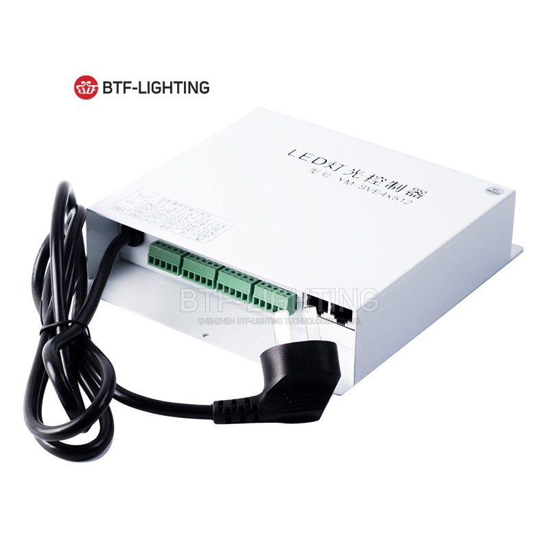 وحدة إضاءة منزلية كبيرة تدعم YM-501 SVE4x512 نظام إضاءة متعدد المنافذ تحكم عبر الإنترنت