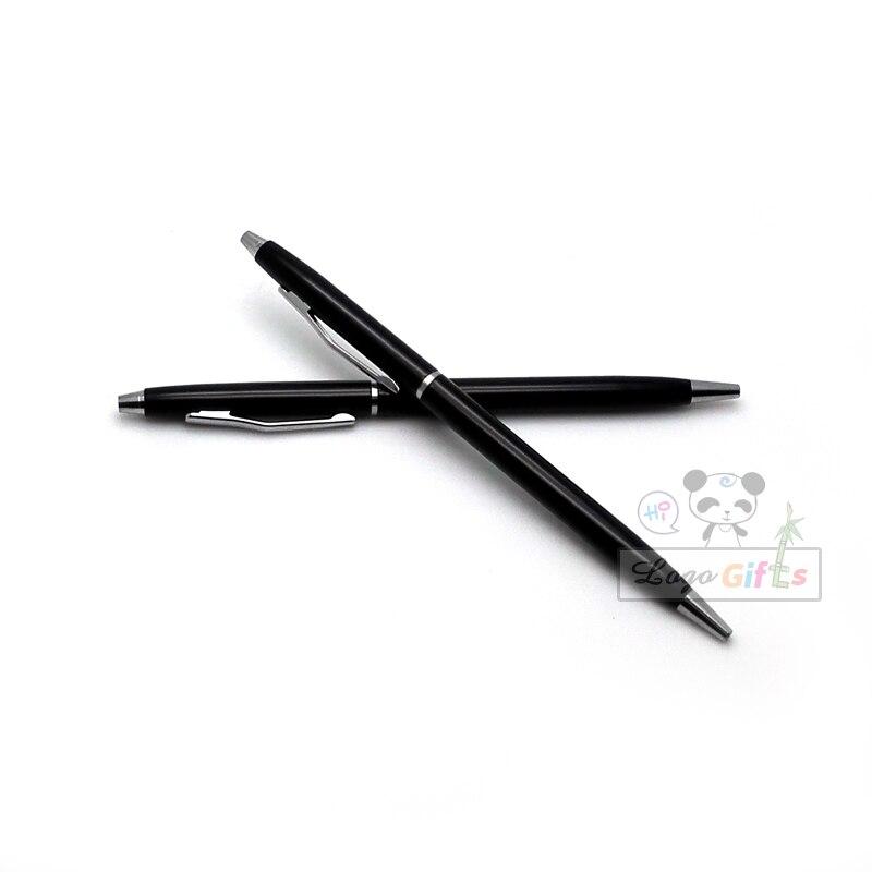 Vente chaude argent et or Clip rouleau stylo à bille infirmière stylo affaires et fournitures scolaires HotWriting personnalisation Logo