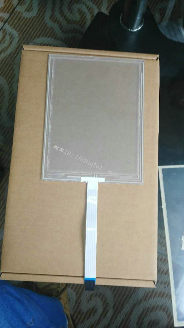 new original HIGGSTEC 10.1 inch five-wire 5pin resistive touch screen T101S-5RB001X-0A18R0-150FH touch screen