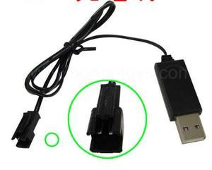 MN Model 1:12 D90 D91 RC car spare parts original 7.4V USB charger