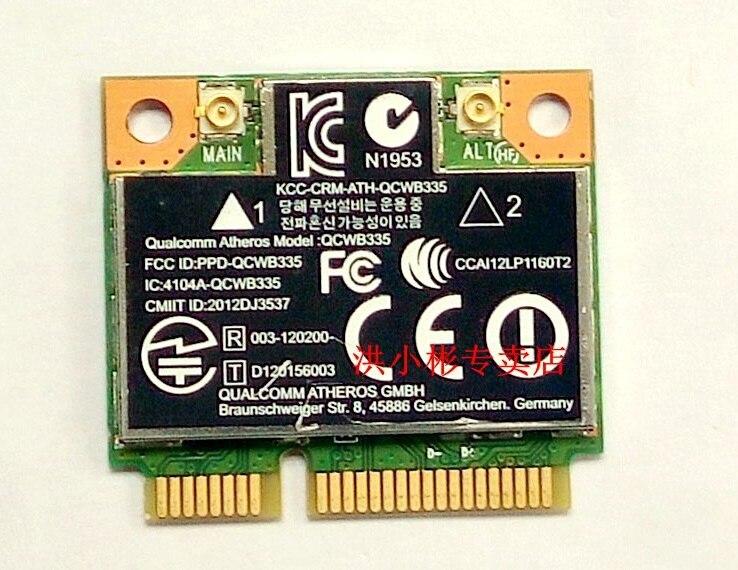 SSEA беспроводная карта Atheros QCWB335, Wi-Fi, Bluetooth 4,0, мини pci-e, для acer/Toshiba/asus/dell