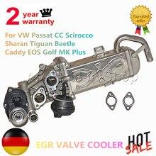 Volkswagen Passat CC Scirocco Sharan Tiguan Caddy EOS Golf MK Plus   Vanne de refroidissement pour Volkswagen Passat CC