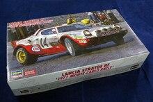 Assemble  HA20268 1/24 Lancia STRATOS Racing Car Blocks Kits
