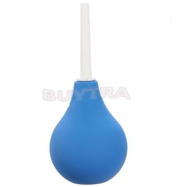 Enema de gran capacidad de silicona utensilios de Enema Vaginal jeringa limpiador Anal ducha salud producto de higiene femenina