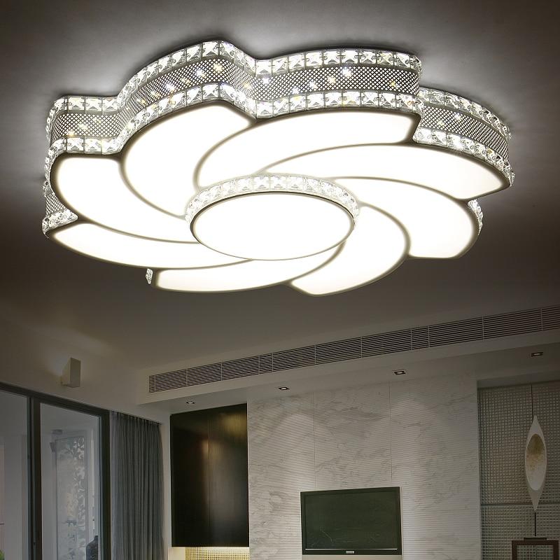 Luces de arañas led modernas para sala de estar, comedor, dormitorio, lámpara colgante de lujo, luminaria de suspensión