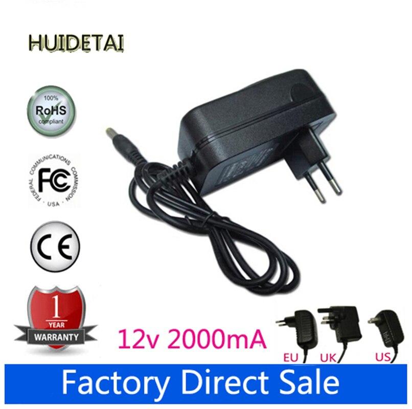 12V 2A AC Adapter Netzteil ladegerät Für LINEARITÄT LAD1512DB2 LCD monitor