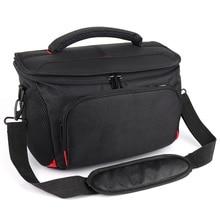 DSLR Camera Bag Case Lens Pouch Voor Nikon D810 D90 D80 D60 D50 D40 D700 D750 D800 D600 D610 P900 d200 P610S P900S P600