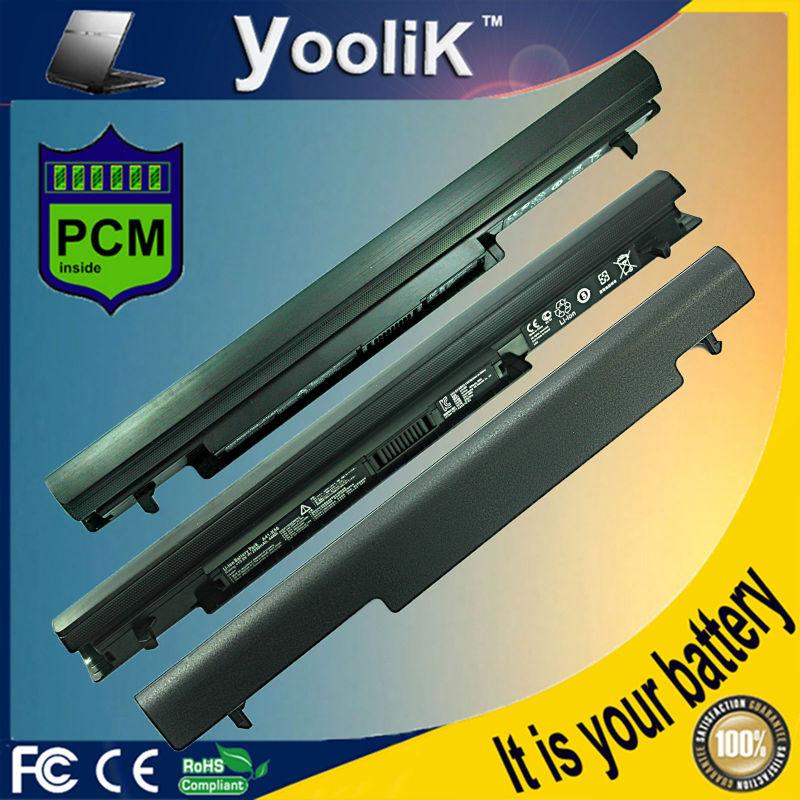 Bateria do portátil para Asus A46 A46C A56 A56C S46 S46C S56 S56CA S56CM A32-K56 K56 A41-K56