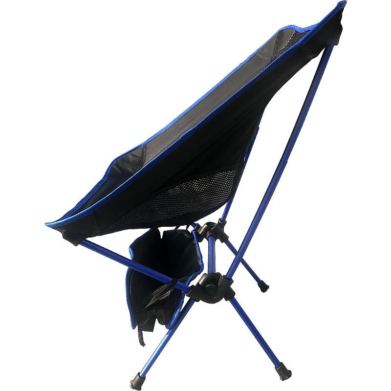 lightweight folding camping stool seat portable ultralight folding chair
