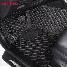 Alfombrillas de coche especiales hechas A medida ZHAOYANHUA para Mercedes Benz A B180 C200 E260 CL CLA GLK300 ML S350/400
