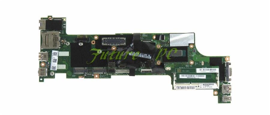 JOUTNDLN para Lenovo Thinkpad X250 X240 placa madre portátil SR23V I7-5600U CPU FRU 00HT387 trabajo de prueba