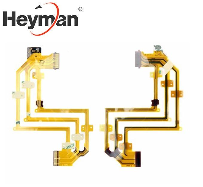Heyman гибкий кабель для Sony DCR-SR200, DCR-SR300, DCR-SR42, DCR-SR62 видеокамер (для ЖК-дисплея) плоский кабель