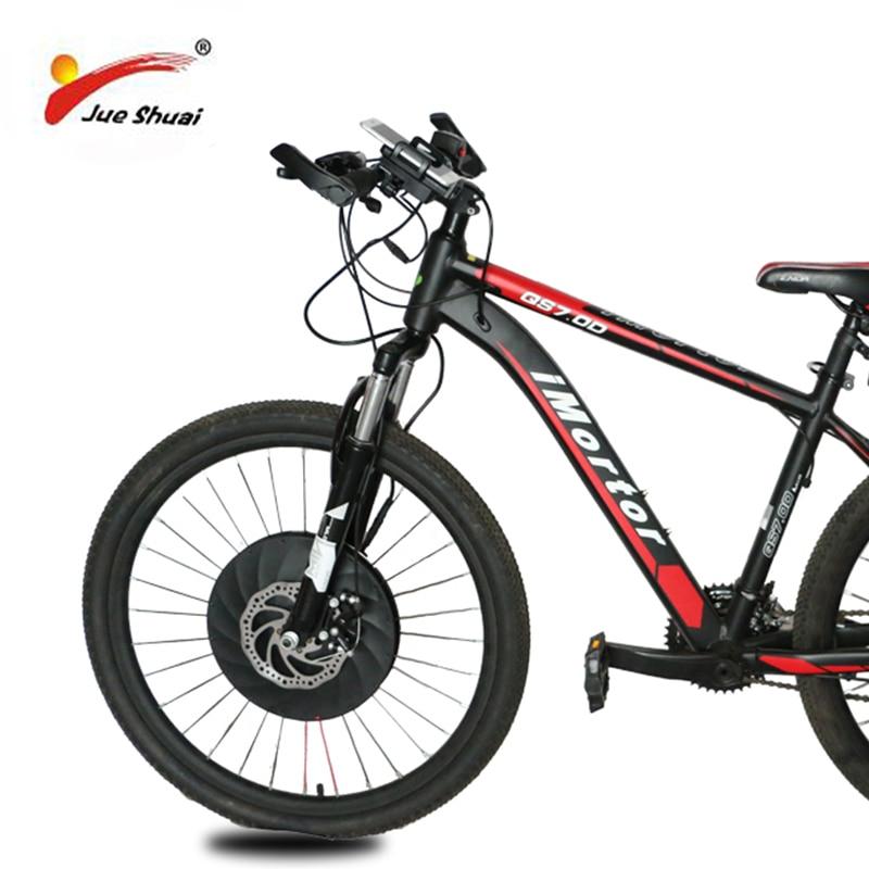 Kit de Conversion de vélo électrique de roue dimortor avant de haute qualité 36V avec 20