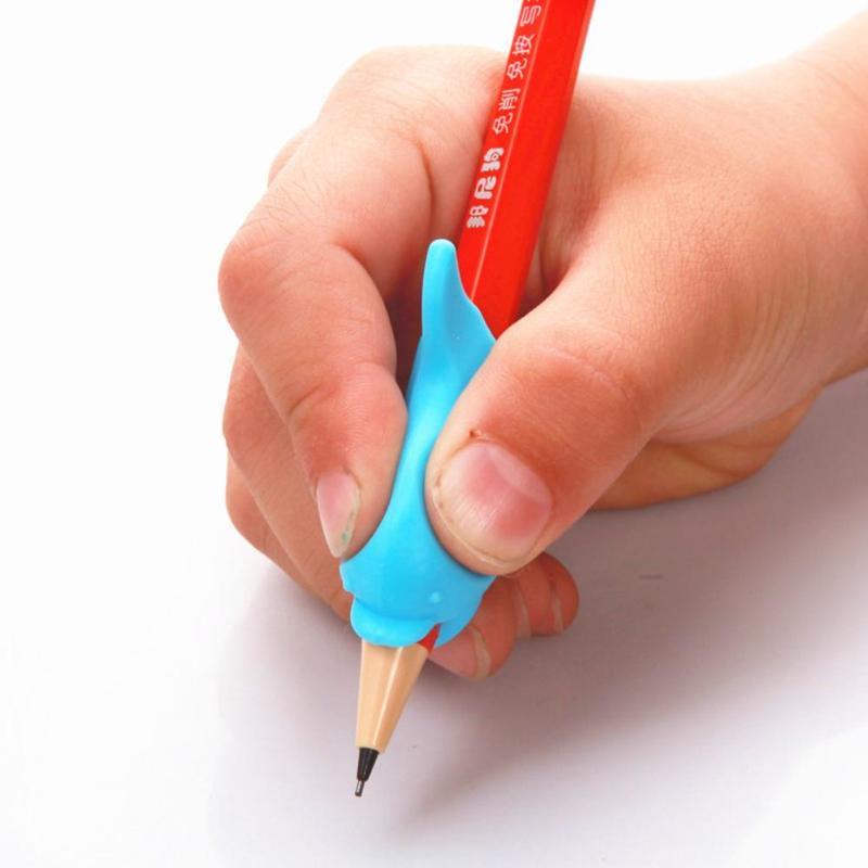 Kinder Bleistift Halter Haltung Corrector Schreiben Korrektur Liefert Komfortable Kinder Lernen Stift Schüler Handschrift Griffe