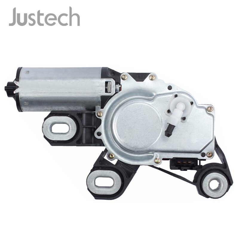 Motor de limpiaparabrisas trasero Justech 6398200408 A6398200408 para Mercedes Benz Viano Vito Mixto W639 03-16 12V 3 pines Motor de limpiaparabrisas