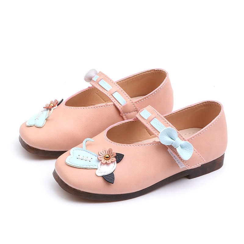 Autumn New Childrens Kids Shoes Girls soft bottom Cartoon Princess Shoes Little Baby Girls Shoes 1 2 3 4 5 6 7Years Old Kids afdswg pu kids shoes girls fashion soft bottom princess shoes new bow leather shoes childrens shoes little girl shoes