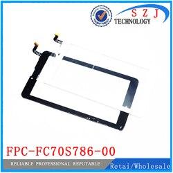 Neue 7 ''zoll touchscreen für tablet kapazitive touchscreen digitizer FPC-FC70S786-02/FPC-FC70S786-00 Kostenloser versand