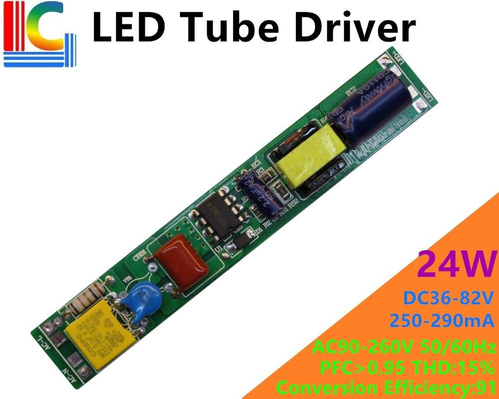 Świetlówka LED sterownik 50mA 60mA 80mA 100mA 120mA 150mA 180mA 200mA 210mA 220mA 230mA 240mA 250mA 260mA 270mA 280mA 290mA AC85-265V CE