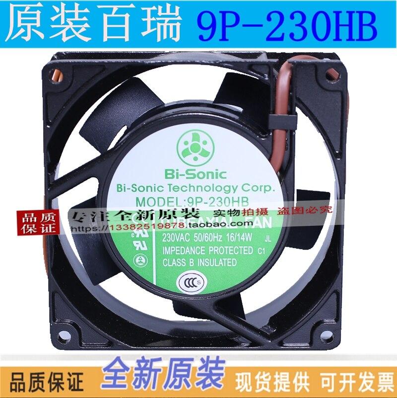 BI-SONIC جديد 9P-230HB AC220V9225 محوري ATX مروحة التبريد
