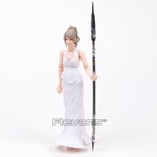 Zagraj Arts Kai Final Fantasy XV 15 Lunafreya Nox Fleuret ruchome pcv Action figurka – model kolekcjonerski zabawka 25 cm