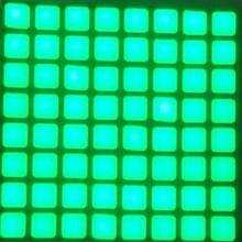 6mm 8*8 Jade Green Blue Red White Square LED Dot Matrix Digital Tube  LED Display Module 2488BGG 2488BB