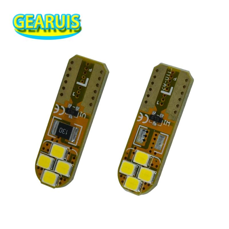 4 Uds Super brilhante e baixo consumo de T10 PCB LEVOU Inundacao...