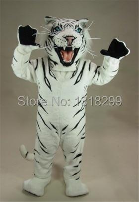 mascot White Tiger mascot costume fancy dress fancy costume cosplay theme mascotte carnival costume kits