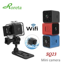 Roreta SQ23 HD WIFI mini caméra petite caméra 1080P capteur vidéo Vision nocturne caméscope Micro caméras DVR enregistreur caméscope SQ 23