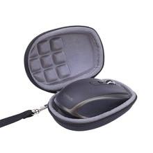 Estuche De Viaje duro de EVA para Logitech MX Anywhere 1 2 Gen 2S ratón inalámbrico móvil