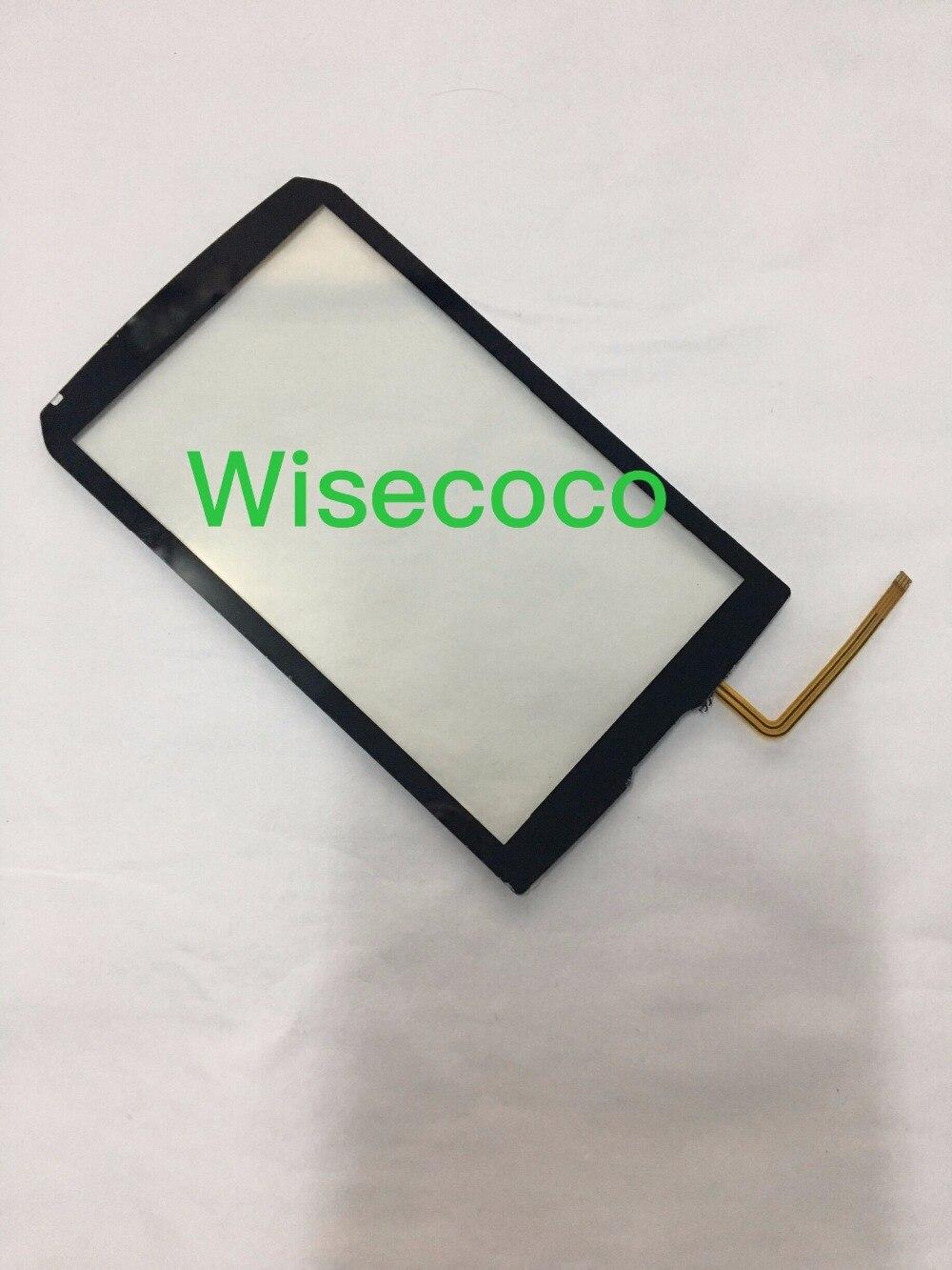10 unids/lote nuevo 4,0 pulgadas Original para Intermec CN51 Panel de pantalla táctil digitalizador Sensor frontal vidrio exterior envío gratis