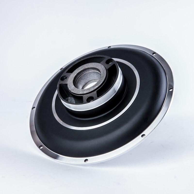 STARPAD para coche eléctrico, motor sin escobillas, cubierta lateral de freno de disco, tipo más grueso [8 agujeros/9 agujeros], se envía sello de aceite y tornillos