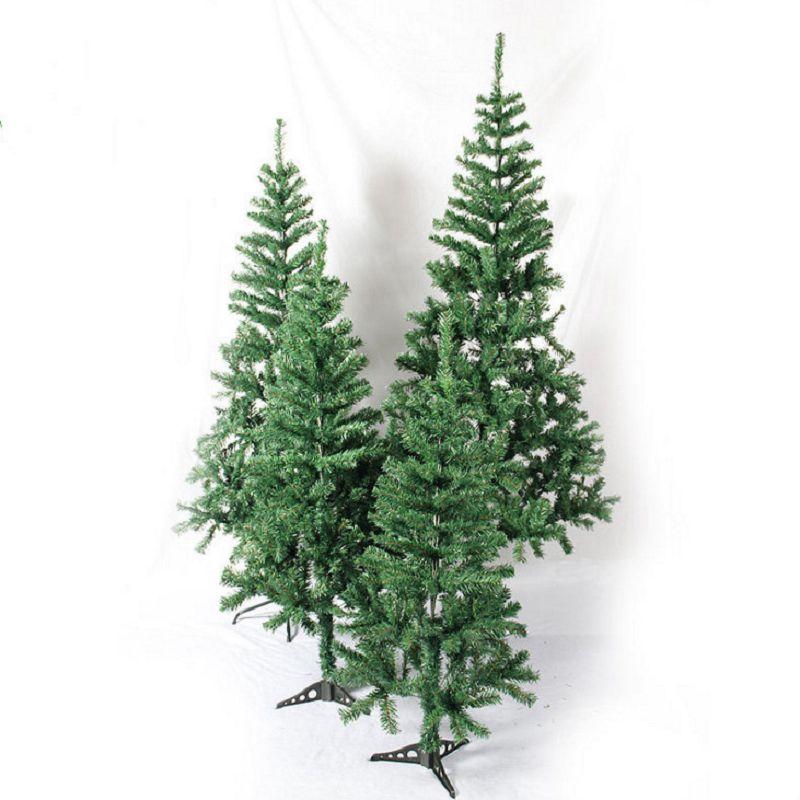 Las mejores decoraciones de árbol de navidad de 120 cm arvore de natal para decoraciones de árboles de plástico para el hogar nueva decoración kerst navidad 2017 kerst