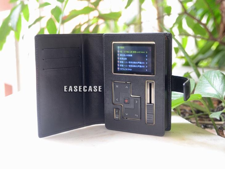 حافظة جلدية أصلية E4 مخصصة لهاتف Colorfly C4