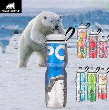 Bouteille polaire américaine ours polaire bouteille de sport froide équipement de plein air vélo équitation bouilloire CR-850