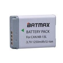 1 stück 1250 mah NB-13L NB13L NB 13L Batterie für Canon PowerShot G5 X, PowerShot G1G7 X, g7 X Mark II, G9 X, SX720 HS Digital Kamera