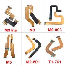 For Huawei MediaPad M3 Lite / m2-802 m2-802 m2-803 / m5 / T1 -701u Mainboard LCD Connnector Flex Cable Ribbon