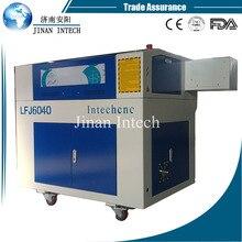 مصنع توريد صغير آلة الليزر 5030 6040 آلة الحفر بالليزر للزجاج كأس
